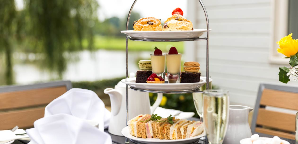 Afternoon Tea at The Mill Hotel