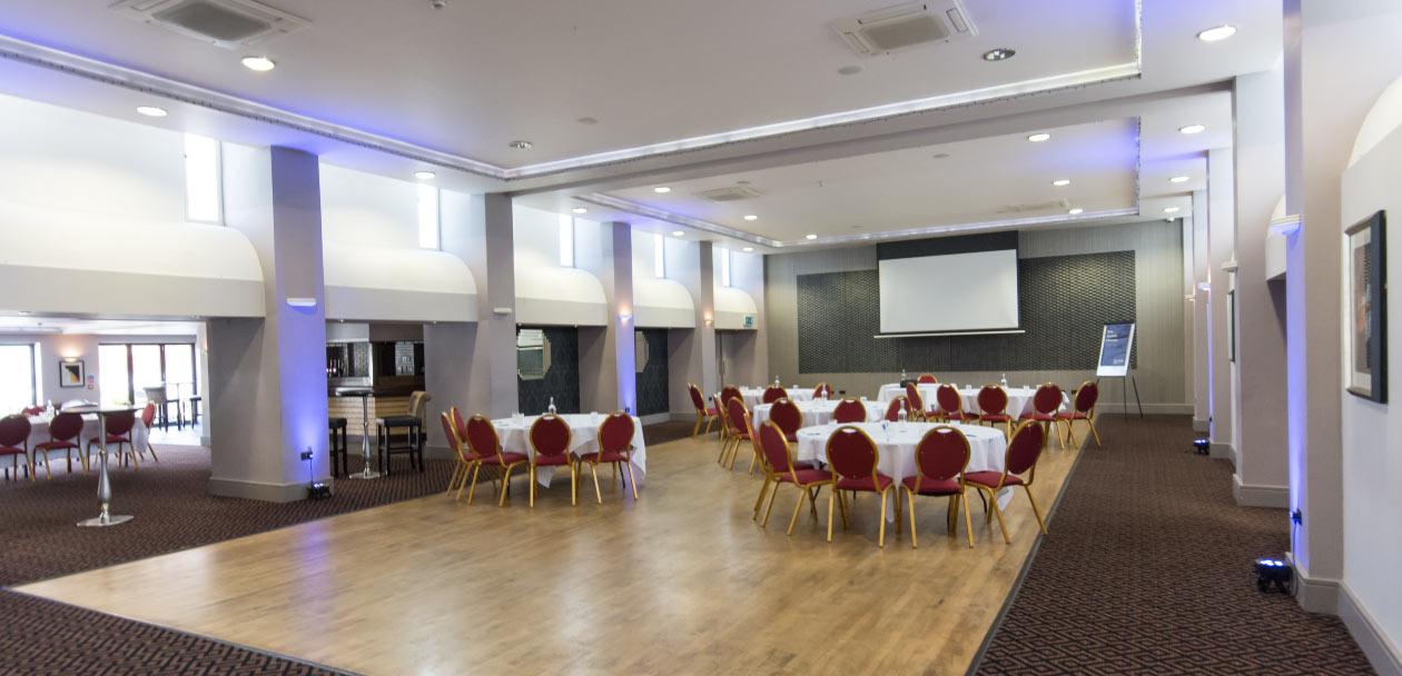 Ballroom at The Dukes Head