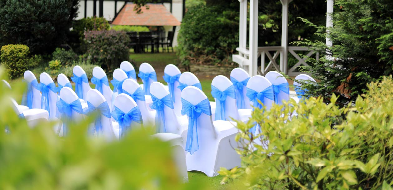 Weddings at Thatchers
