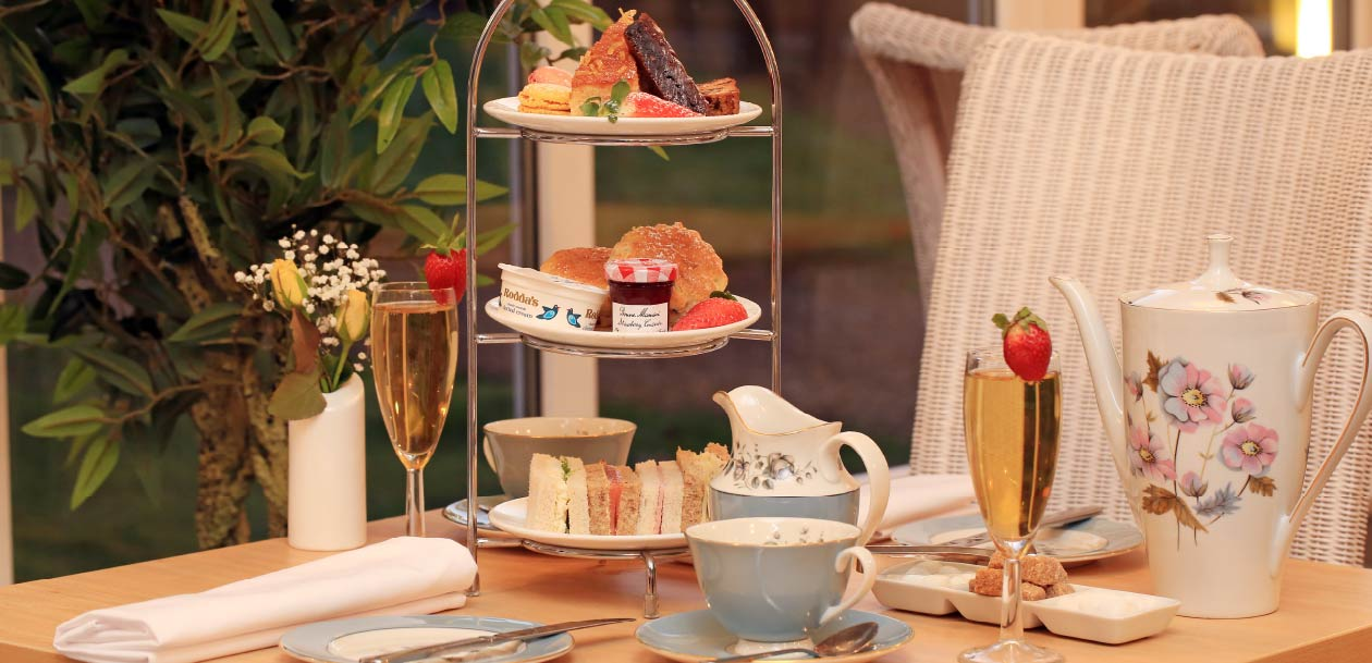 The Hogs Back Afternoon Tea