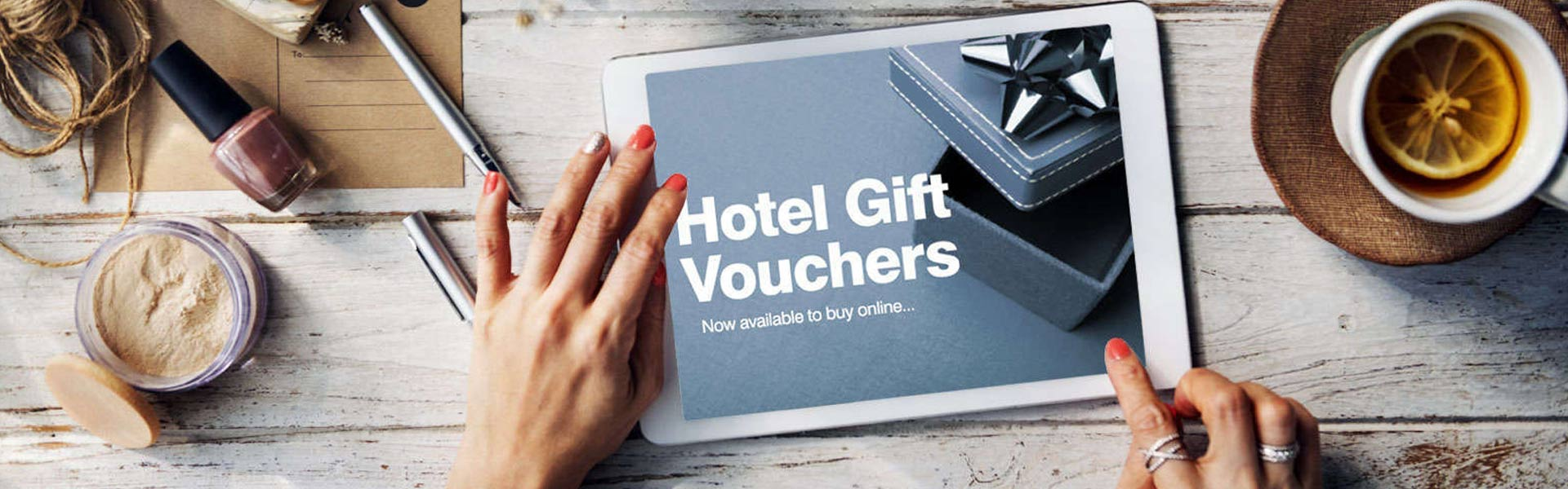 Hotel, Restaurant, Bar Gift Voucher