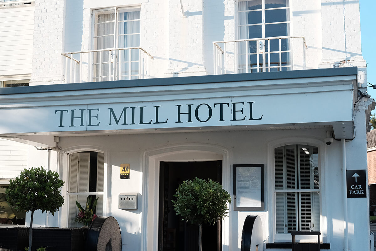 Hotel Review: The Mill Hotel, Sudbury